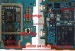 Samsung I9500 Galaxy S4 Volume Button Ways Problem Jumper
