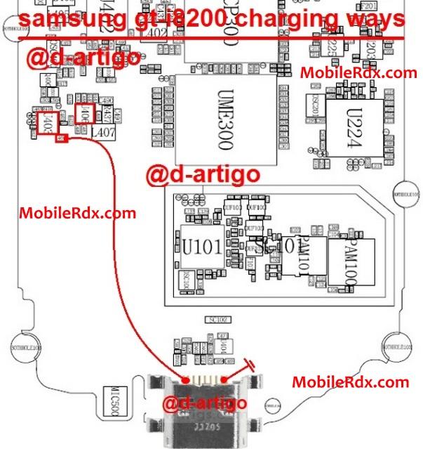 samsung gt i8200 charging ways solution
