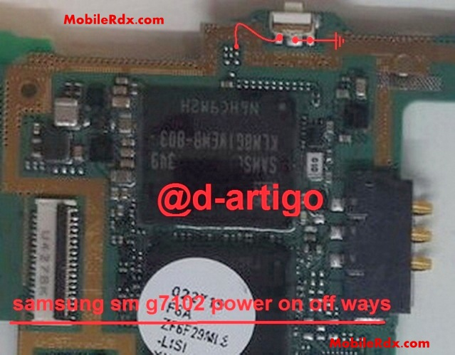 samsung sm g7102 power key ways problem solution