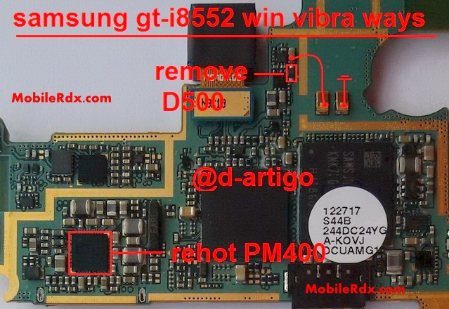 Samsung GT I8552 Vibrator Rumble Problem Ways Solution - Samsung GT-I8552 Rumble Vibrator Problem Ways Solution