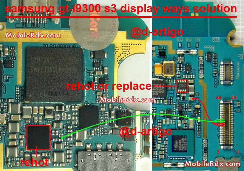 Samsung GT-I9300 Display Problem Ways Solution - Techbd ...