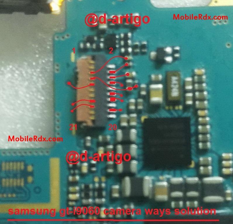 Samsung Grand Neo I9060 Camera Problem Solution