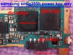 Samsung SM-G355H Power Button Ways Key Jumper