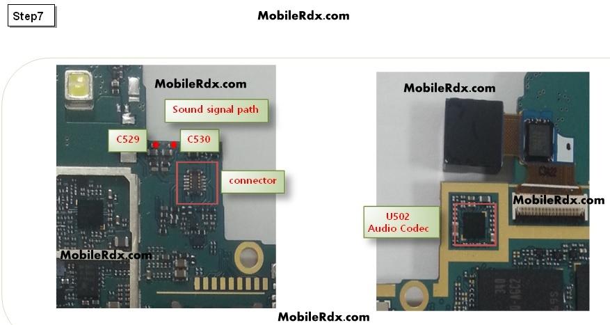 Samsung SM G7102 Speaker Problem Solution 2