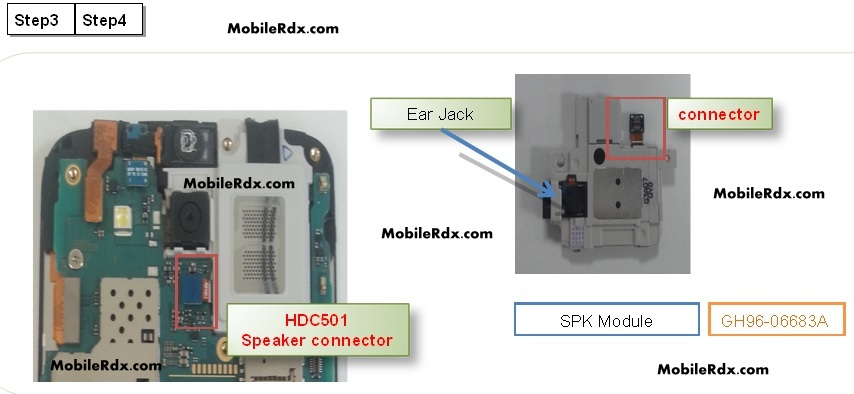 Samsung SM G7102 Speaker Problem Solution