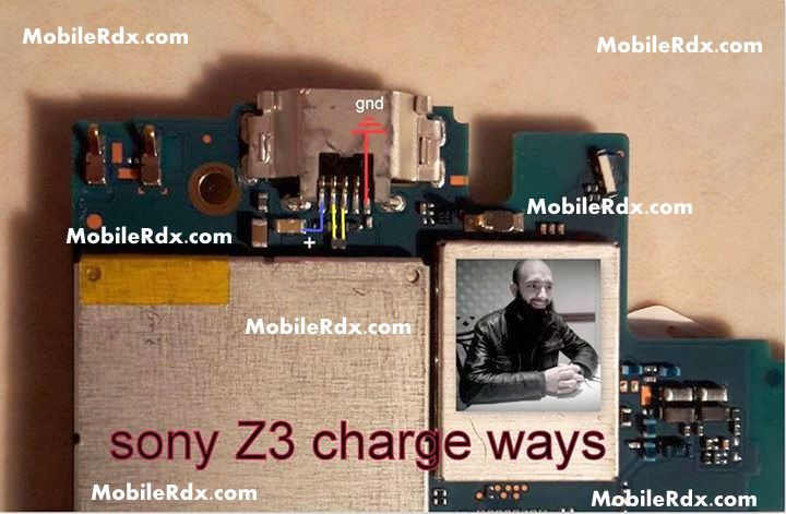 Sony Xperia Z3 Charging Solution Ways Usb Jumper