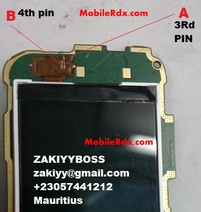 Nokia 130 Lcd Light Problem Solution