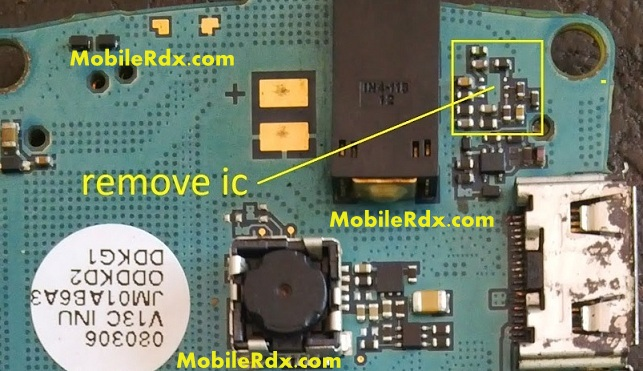 Samsung GT-E2232 Handsfree Mode Headphone Problem Solution