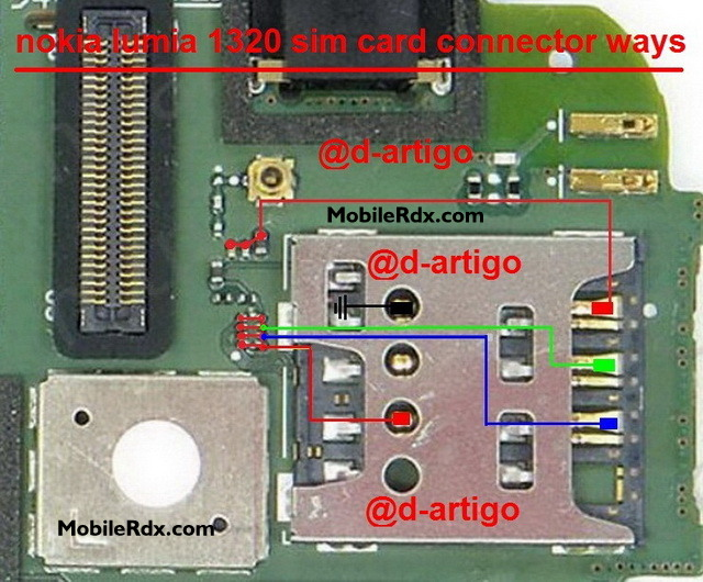 Nokia Lumia 1320 Insert Sim Solution Sim Card Jumper Ways - Nokia Lumia 1320 Sim Card Ways Problem Jumper Solution