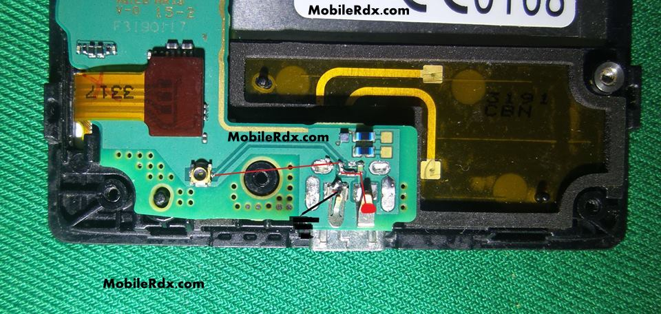 Nokia lumia 520 Network Ways Solution Jumper 1
