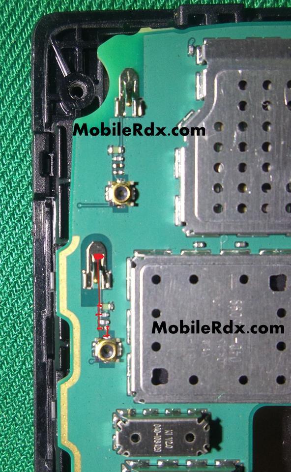 Nokia lumia 520 Network Ways Solution Jumper 2
