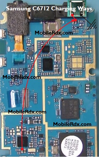 Samsung Star 2 Duos C6712 Charging Ways Problem Jumper Ic Solution