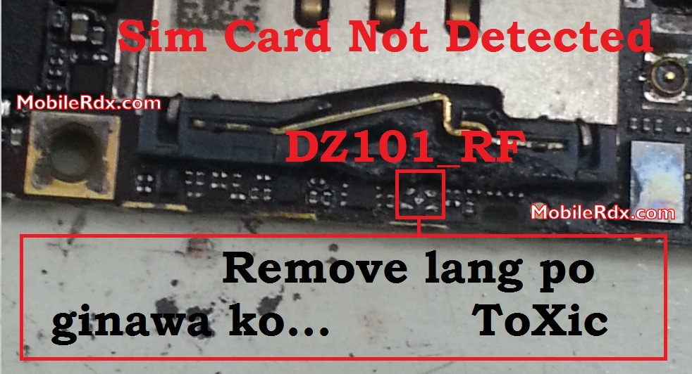 iPhone 5 Sim Card Not Detected Problem Solution