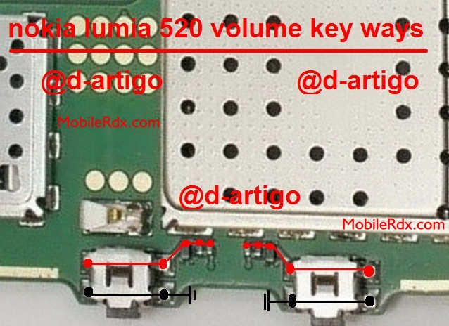 Nokia Lumia 520 Volume Button Ways Problem Solution