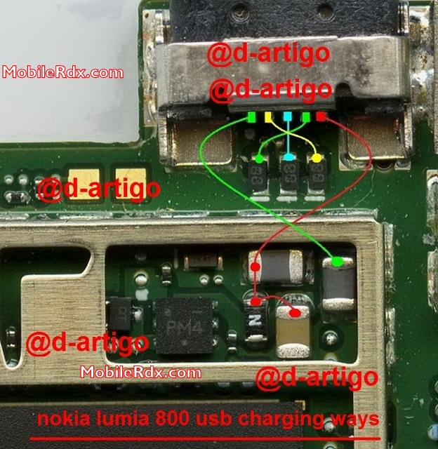 Nokia Lumia 800 Charging Problem Ways Usb Solution Jumper - Nokia Lumia 800 Charging Problem Ways Usb Solution
