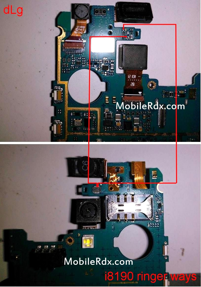 Samsung GT-I8190 Ringer Ways Solution Speaker Problem