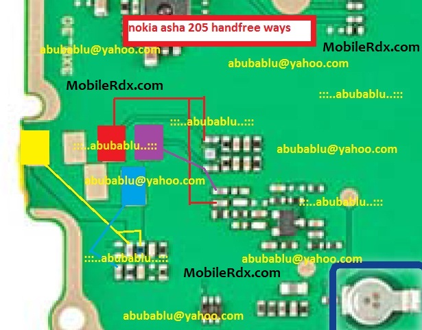Nokia Asha 205 Headset Audio Solution Handsfree Ways