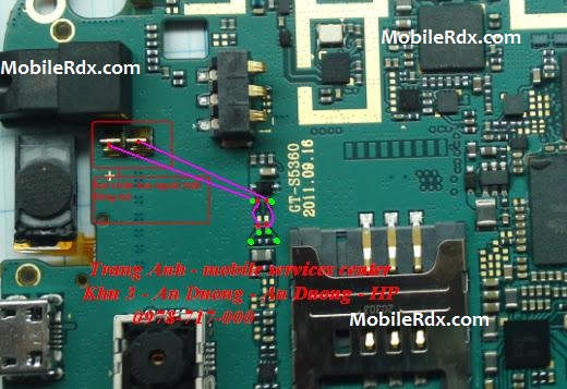 Samsung Galaxy Y S5360 Ringer Solution Jumper Problem Ways