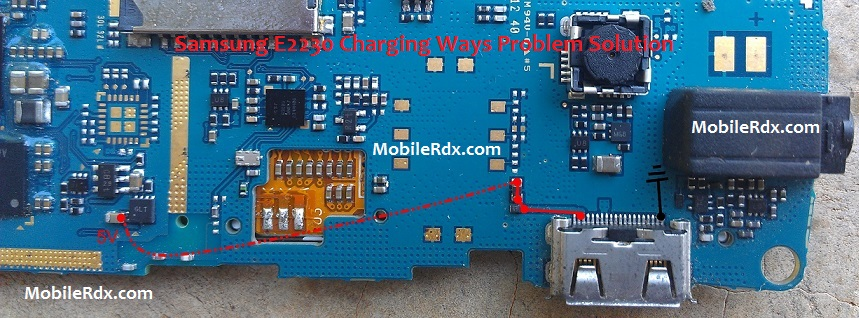 Samsung E2230 Charging Ways Problem Solution