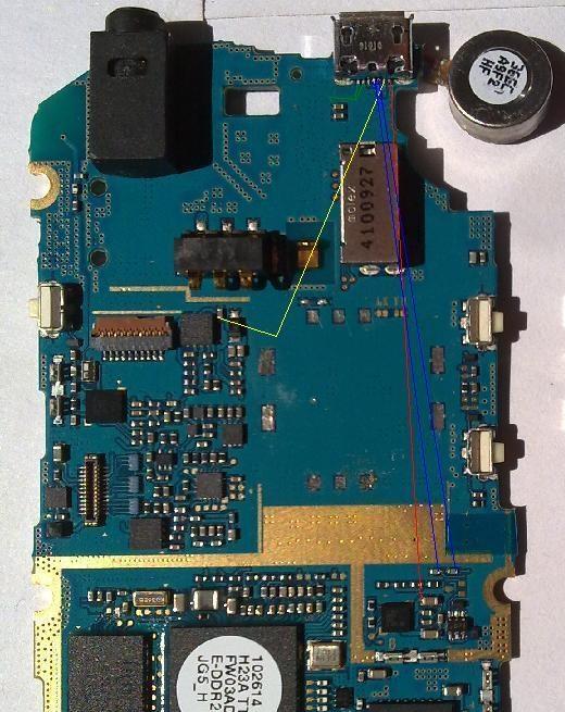 Samsung GT-C3300K Champ Charging Solution Problem Ways