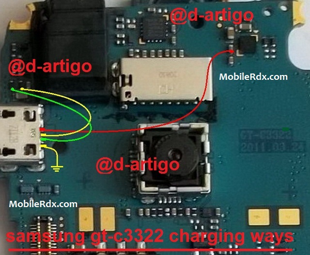 Samsung Metro Duos C3322 Charging Ways Problem Solution - Samsung Metro Duos C3322 Charging Ways Problem Solution