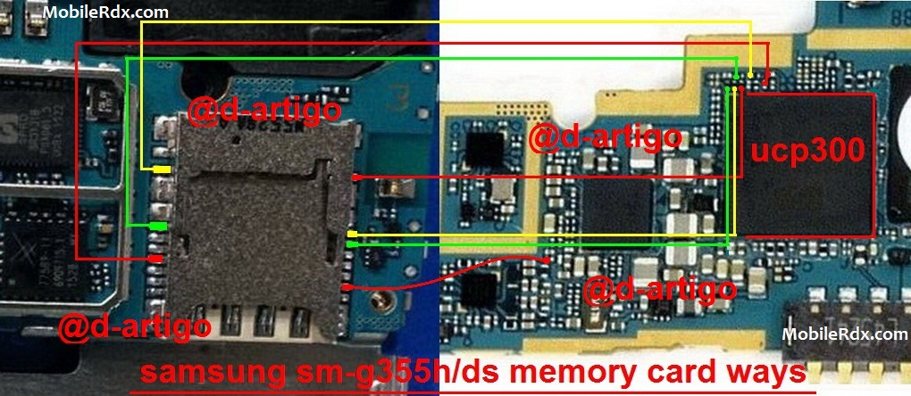 Samsung SM-G355H Memory Card Problem Ways Solution