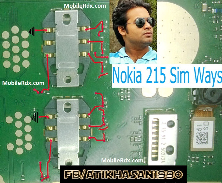 Nokia 215 Insert SIM Card Solution Ways Problem Jumper