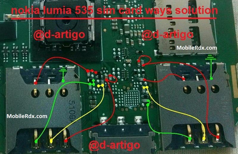 Nokia 535 Sim Card Problem Jumper Ways Solution