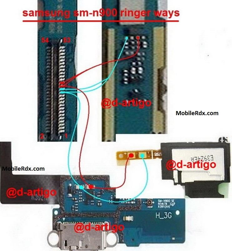 Samsung Galaxy Note 3 N900 Ringer Problem Ways Solution