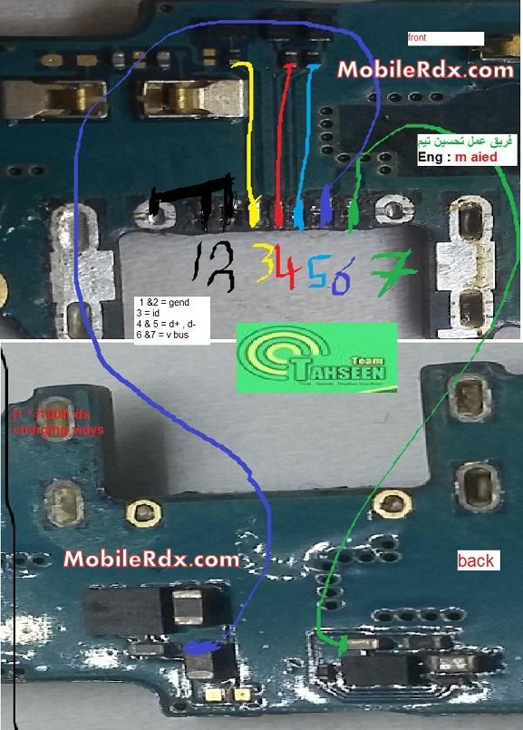 Samsung Galaxy J1 J100H Usb Charging Problem Solution Ways