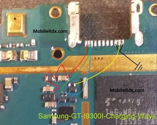 Samsung Galaxy S3 Neo I9300I Charging Jumper Solution Ways - Samsung Galaxy S3 Neo I9300I Charging Jumper Solution Ways