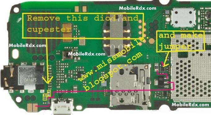 Nokia C1-01 Charging Problem Ways Solution
