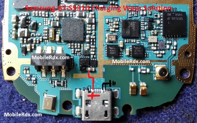 Samsung GT S5310 Charging Ways Problem Solution