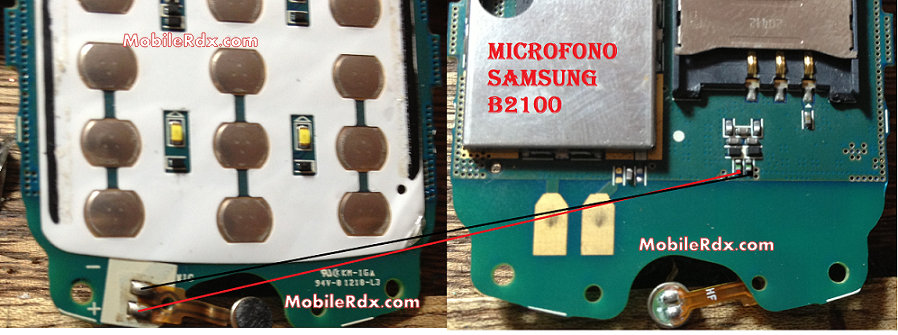 Samsung B2100 Microphone Problem Mic Ways Solution