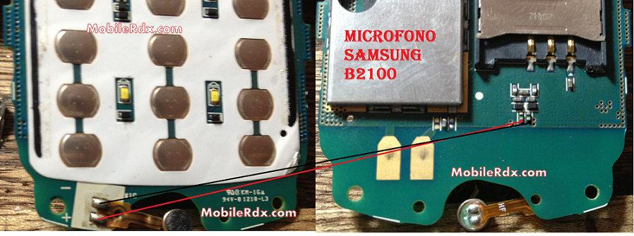 Samsung B2100 Microphone Problem Mic Ways Solution - Samsung B2100 Microphone Problem Mic Ways Solution