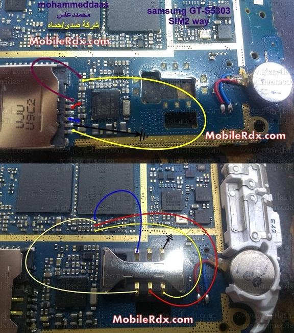 Samsung Galaxy Y Plus S5303 Sim Card Jumper Solution Ways - Samsung Galaxy Y Plus S5303 Sim Card Jumper Solution Ways