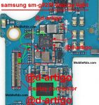 Samsung SM-G925F Lcd Display Light Ways Problem Jumper