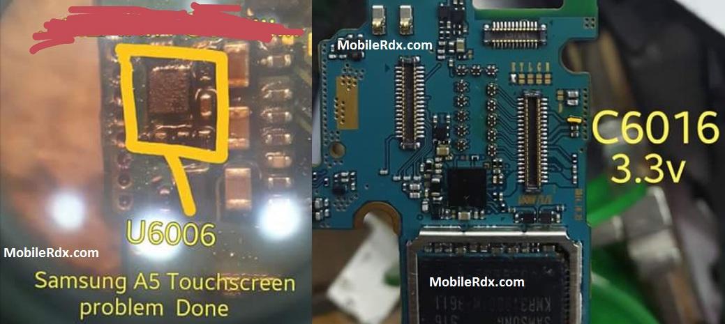 Samsung Galaxy A5 Touch Screen Problem Solution Ways