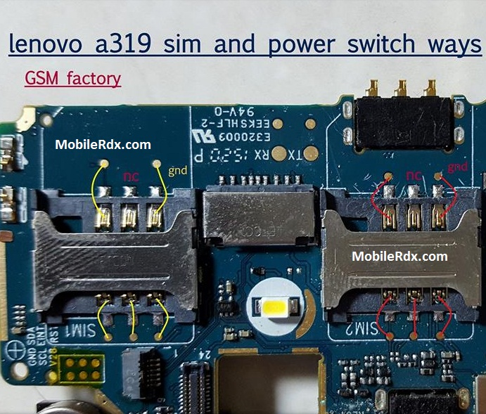 Lenovo A319 Sim Card Not Detected Problem Ways Solution