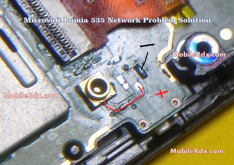 Microsoft Lumia 535 Network Problem Ways Solution