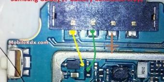 Samsung Galaxy J7 Battery Connector Point Ways