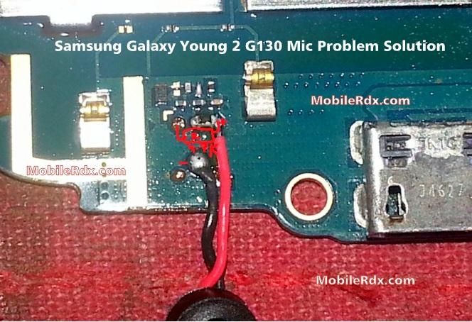 Samsung Galaxy Young 2 G130 Mic Problem Ways Solution