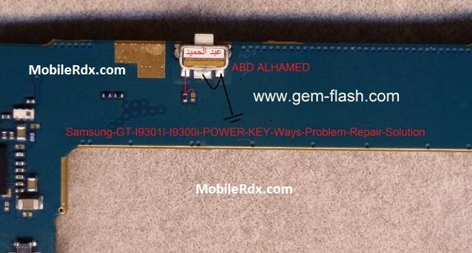 Samsung I9300I And I9300I Power Button Problem Ways - Samsung I9300I And I9301I Power Button Problem Ways