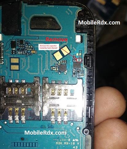 How To Solve Samsung B110E Headphone Mode Problem