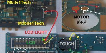 Lg G3 D855 Display Light Problem Jumper Ways