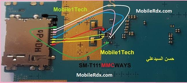 Samsung Galaxy Tab 3 T111 Memory Card Ways MMC Problem - Samsung Galaxy Tab 3 T111 Memory Card Ways MMC Problem