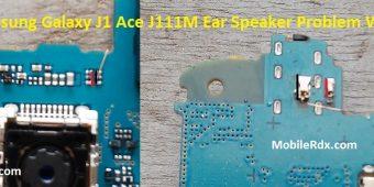 Samsung Galaxy J1 Ace J111M Ear Speaker Problem Ways
