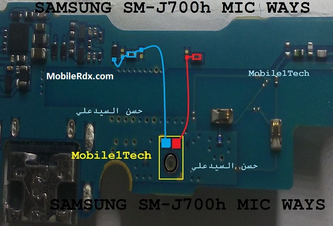 Samsung Galaxy J7 J700H Mic Not Working Problem Ways Solution