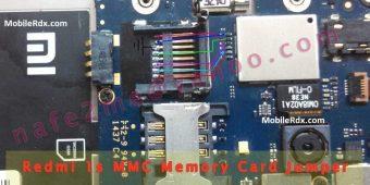 Xiaomi Redmi 1S MMC Problem Repair Ways Solution