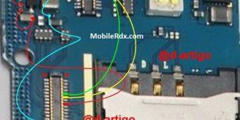 Samsung GT-I9082 Display Light Solution Ways Jumper